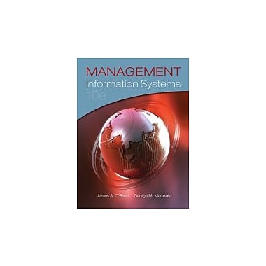 Management Information Systems, Used Book (9780073376813)