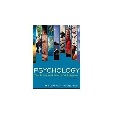 Psychology: The Science of Mind and Behavior, Used Book (9780073382760)