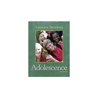 Adolescence, Used Book (9780073532035)