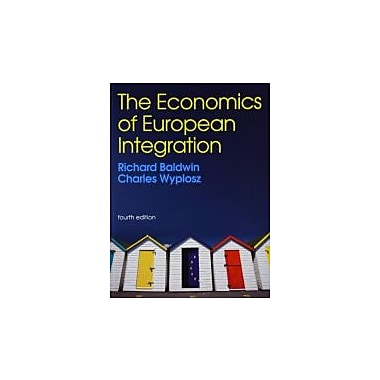 The Economics of European Integration, New Book (9780077131722)