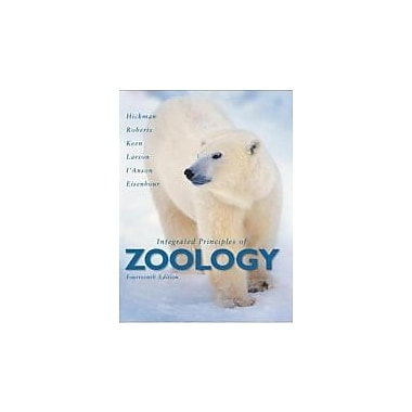 Integrated Principles of Zoology, Used Book (9780077221263)