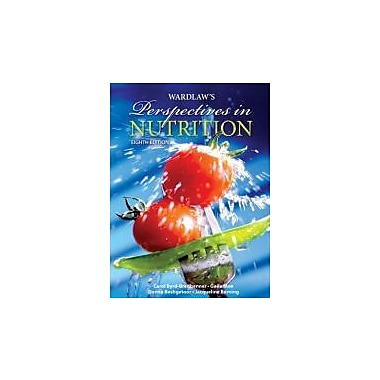 Wardlaw's Perspectives in Nutrition, Used Book (9780077263201)