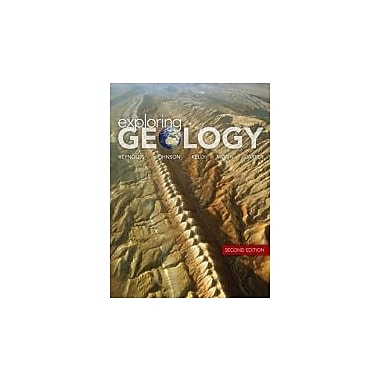 Exploring Geology, New Book (9780077270407)