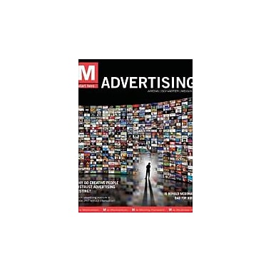 M: Advertising, Used Book (9780078028915)