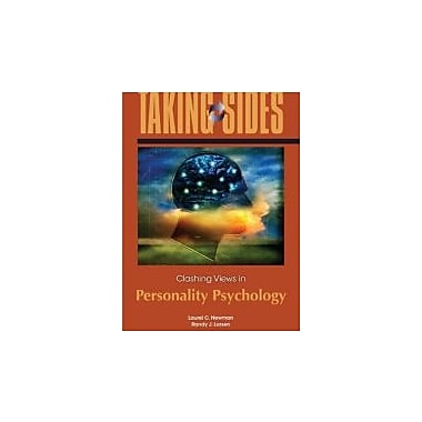 Taking Sides: Clashing Views in Personality Psychology, Used Book (9780078050008)