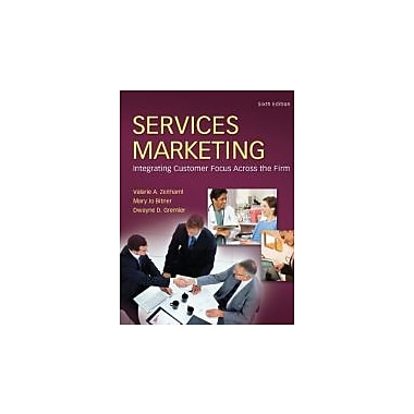 Services Marketing (6th Edition), New Book (9780078112058)