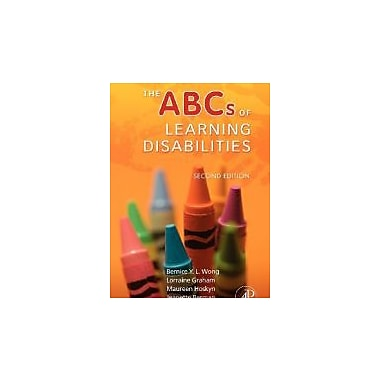 The ABCs of Learning Disabilities, Second Edition, New Book (9780123725530)