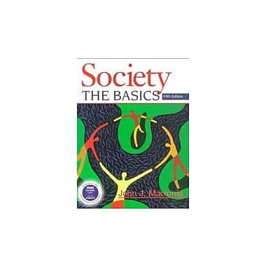 Society: The Basics, New Book (9780130207487)