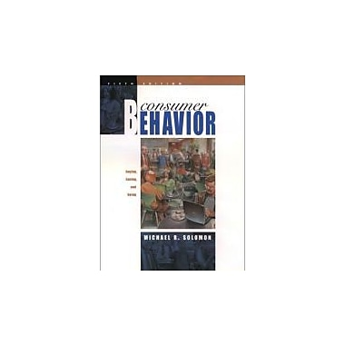 Consumer Behavior: Buying, Having, and Being (5th Edition), Used Book (9780130913609)