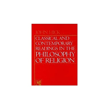 Classical and Contemporary Readings in Philosophy of Religion (3rd Edition), New Book (9780131369047)