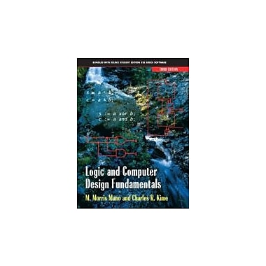 Logic and Computer Design Fundamentals, Third Edition, New Book (9780131405394)