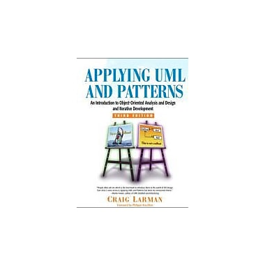 Applying UML & Patterns: An Introduction to Object-Oriented Analysis & Design & Iterative Development, Used (9780131489066)
