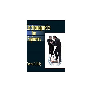 Electromagnetics for Engineers, New Book (9780131497245)
