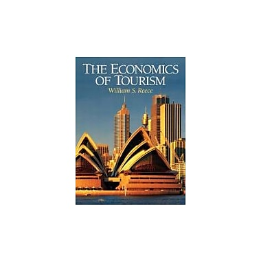 The Economics of Tourism, New Book (9780131715400)