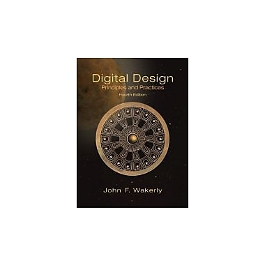 Digital Design: Principles and Practices Package (4th Edition), Used Book (9780131733497)