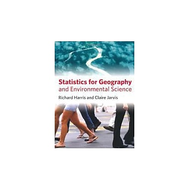 Statistics for Geography and Environmental Science, Used Book (9780131789333)