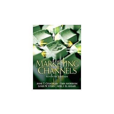 Marketing Channels (7th Edition), Used Book (9780131913462)