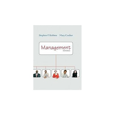 Management (10th Edition), New Book (9780132090711)