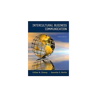 Intercultural Business Communication (5th Edition), Used Book (9780132127905)