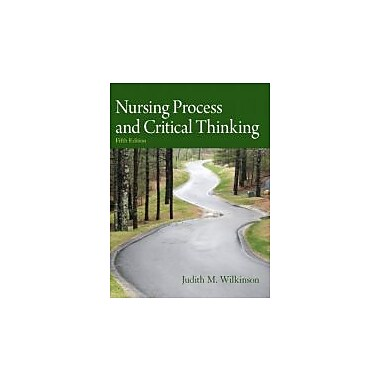 Nursing Process and Critical Thinking (5th Edition), Used Book (9780132181624)