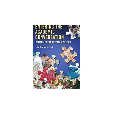 Entering the Academic Conversation: Strategies for Research Writing, Used Book (9780132435970)