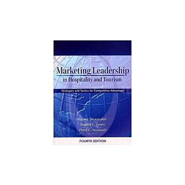 MARKETG LEADERSHIP HOSPITALITY&TOURSM&CD PK (4th Edition), Used Book (9780132447430)