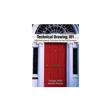 Technical Drawing 101 with AutoCAD (2nd Edition), Used Book (9780132544955)