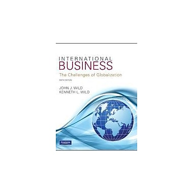 International Business (6th Edition), Used Book (9780132555753)