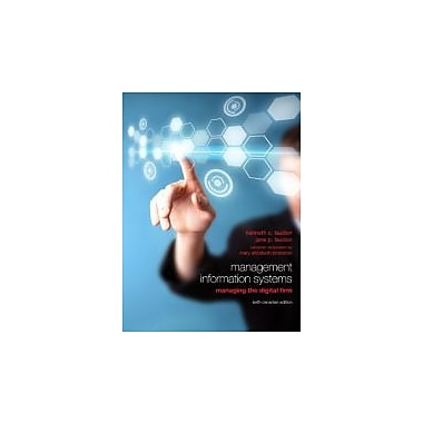 Management Information Systems: Managing the Digital Firm, Sixth Canadian Edition (6th Edition), Used Book (9780132574792)