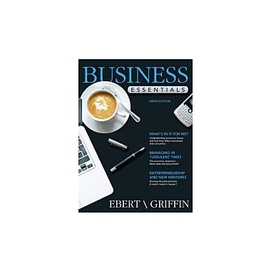 Business Essentials (9th Edition), New Book (9780132664028)