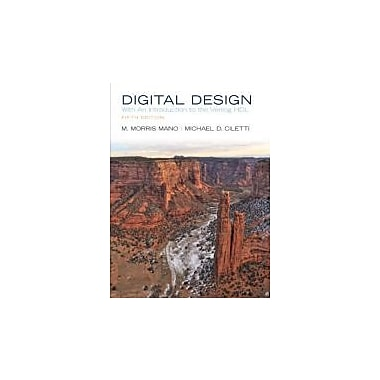 Digital Design: With an Introduction to the Verilog HDL, New Book (9780132774208)
