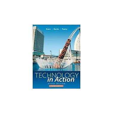 Technology In Action Complete (9th Edition), Used Book (9780132838733)