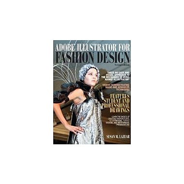 Adobe Illustrator for Fashion Design Plus MyFashionKit -- Access Card Package (2nd Edition), Used Book (9780132885768)