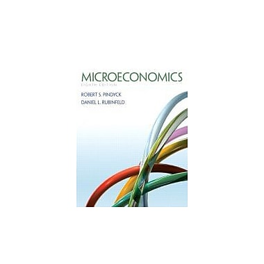 Microeconomics with New Myeconlab with Pearson Etext -- Access Card Package, New Book (9780132951500)