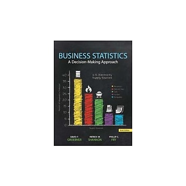 Business Statistics (9th Edition), New Book (9780133021844)