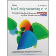 Using Sage Simply Accounting 2012 with Text Enrichment Site, Used Book (9780133067651)