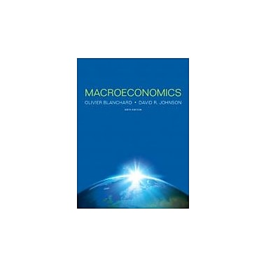 Macroeconomics Plus NEW MyEconLab with Pearson eText -- Access Card Package (6th Edition), Used Book (9780133103069)