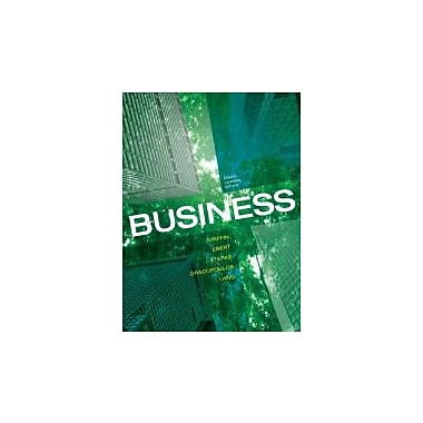 Business, Eighth Canadian Edition with MyBusinessLab (8th Edition), Used Book (9780133354263)