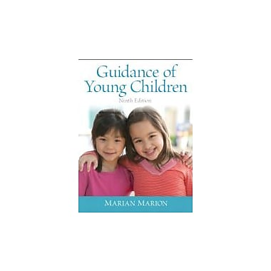 Guidance of Young Children (9th Edition), New Book (9780133427226)