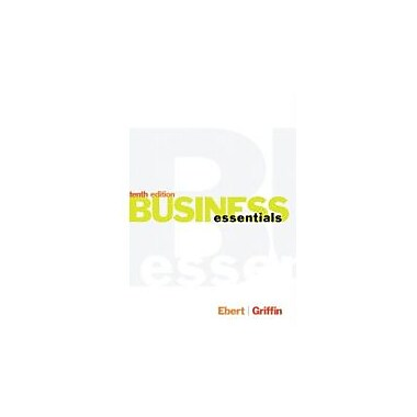 Business Essentials (10th Edition), Used Book (9780133454420)