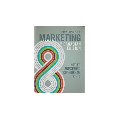 Principles of Marketing 8th Canadian Edition