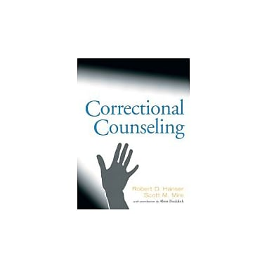 Correctional Counseling, New Book (9780135129258)
