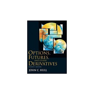 Options, Futures, and Other Derivatives with Derivagem CD (7th Edition), New Book (9780136015864)