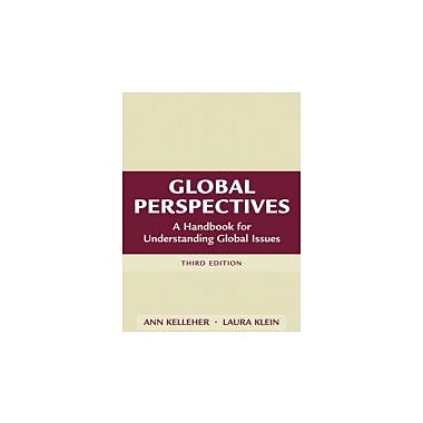 Global Perspectives: A Handbook for Understanding Global Issues (3rd Edition), Used Book (9780136037729)