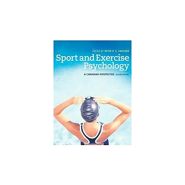 Sport and Exercise Psychology: A Canadian Perspective (2nd Edition), Used Book (9780136085348)