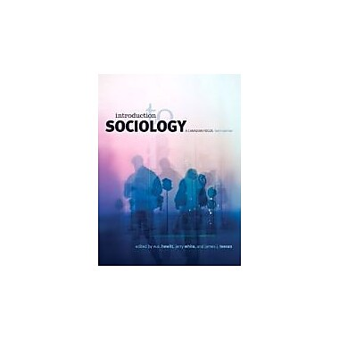 Introduction to Sociology: A Canadian Focus, Tenth Edition (10th Edition), Used Book (9780136098584)