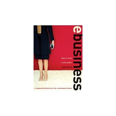 eBusiness: A Canadian Perspective for a Networked World, Used Book (9780136151135)