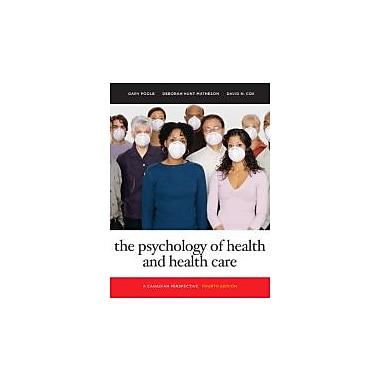 The Psychology of Health and Health Care (4th Edition), New Book (9780137030323)