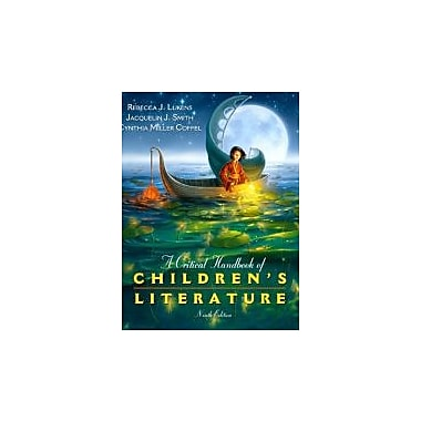 A Critical Handbook of Children's Literature (9th Edition), New Book (9780137056385)