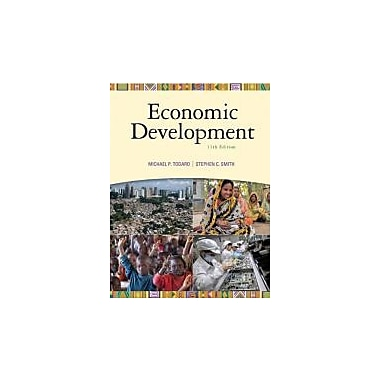 Economic Development (11th Edition) (The Pearson Series in Economics), Used Book (9780138013882)